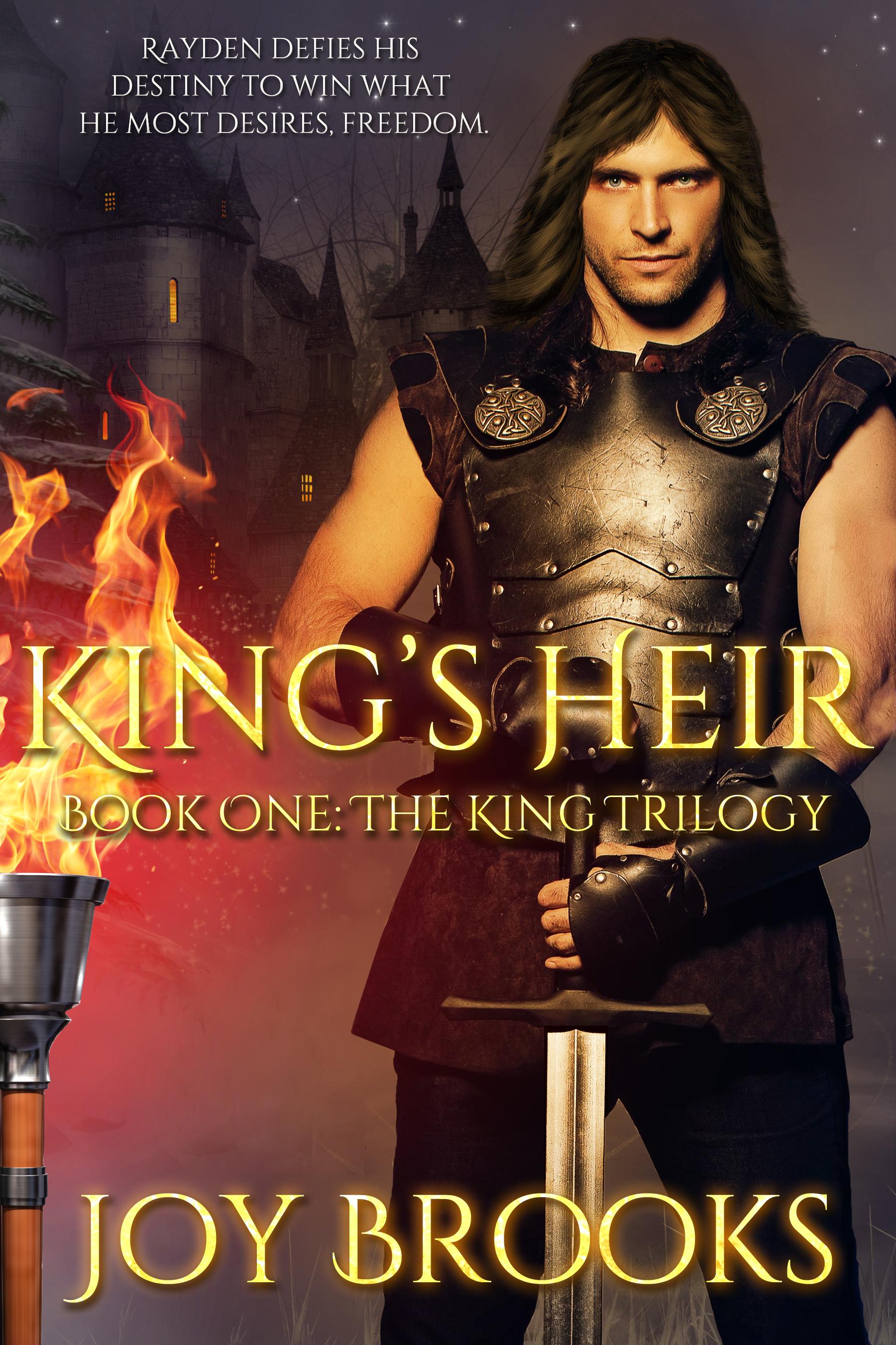 Kings Heir  by  Joy Brooks