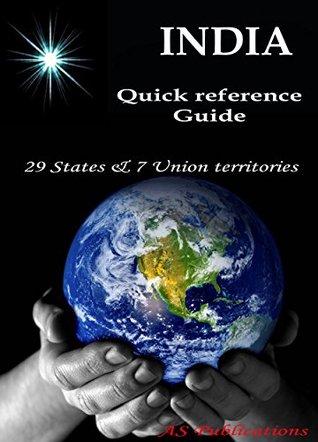 India - Quick reference Guide Ajai Sebastian