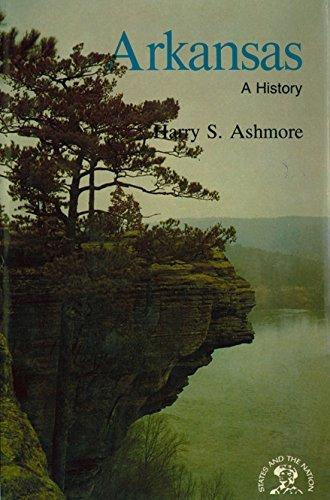 Arkansas: A History  by  Harry S. Ashmore