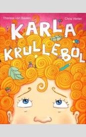 Karla Krullebol  by  Theresa van Baalen