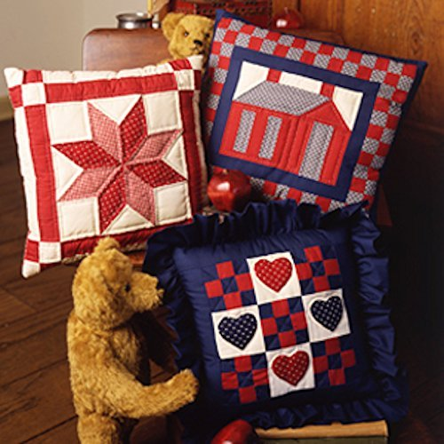 Patchwork Pillows Quilting ePattern Jean Wells