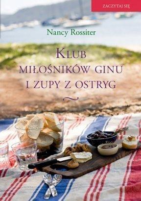 Klub miłośników ginu i zupy z ostryg  by  Nan Rossiter