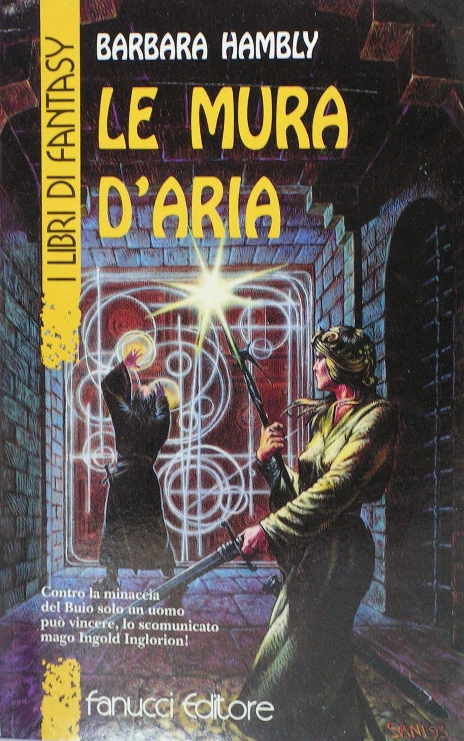 Le mura daria  by  Barbara Hambly