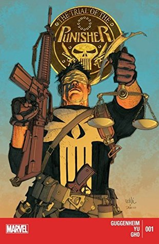 Punisher: The Trial Of The Punisher #1 (of 2)  by  Marc Guggenheim