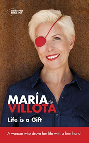 Life is a gift  by  María Villota
