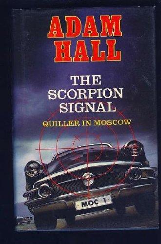 Scorpion Signal  by  Adam Hall