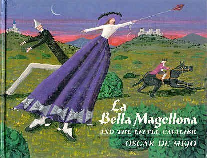 La Bella Magellona and the Little Cavalier Oscar De Mejo