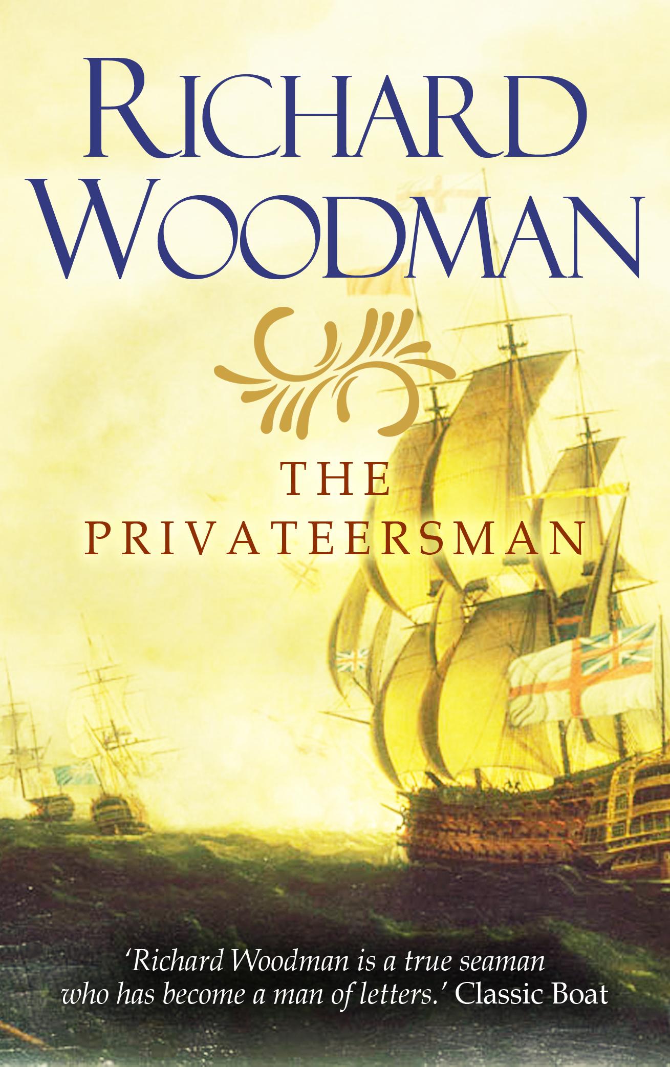 The Privateersman  by  Richard Woodman