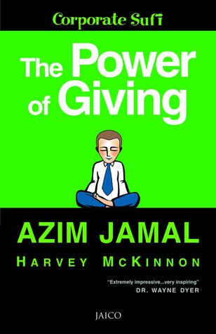 The Power Of Giving  by  Azim Jamal