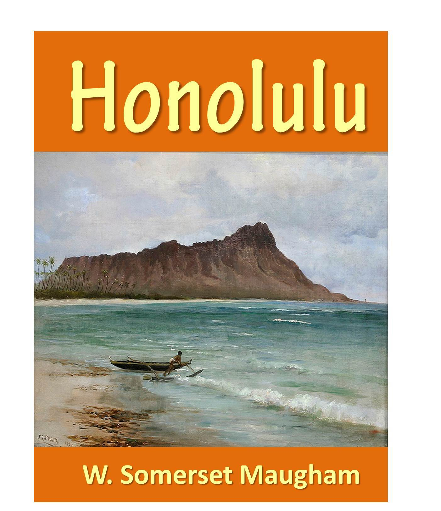 Honolulu W. Somerset Maugham