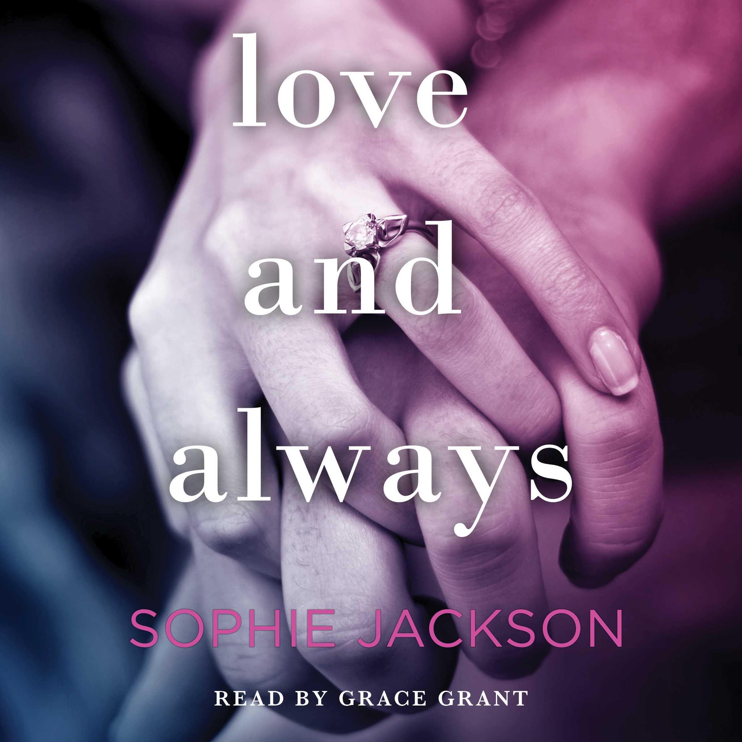 Love and Always Sophie  Jackson