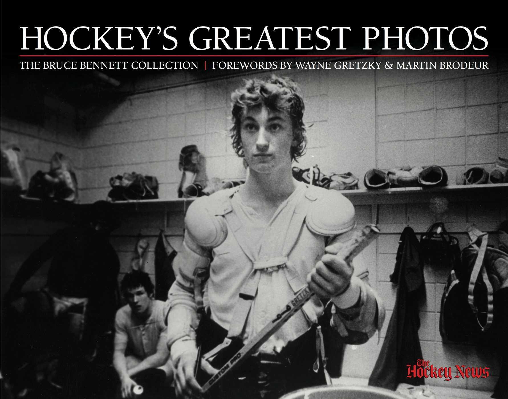 The Hockey News: Hockeys Greatest Photos: The Bruce Bennett Collection The Hockey News