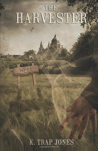 The Harvester (The Sinner #2) K. Trap Jones