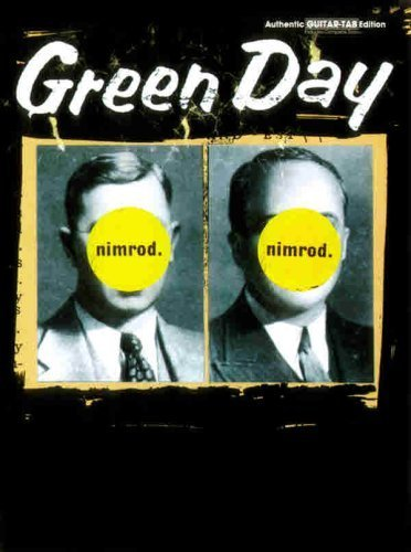 Green Day -- Nimrod.: Authentic Guitar TAB  by  Green Day