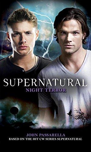 Night Terror (Supernatural Book 9)  by  John Passarella