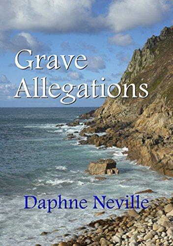 Grave Allegations (Trengillion Cornish Mystery Series Book 4)  by  Daphne Neville