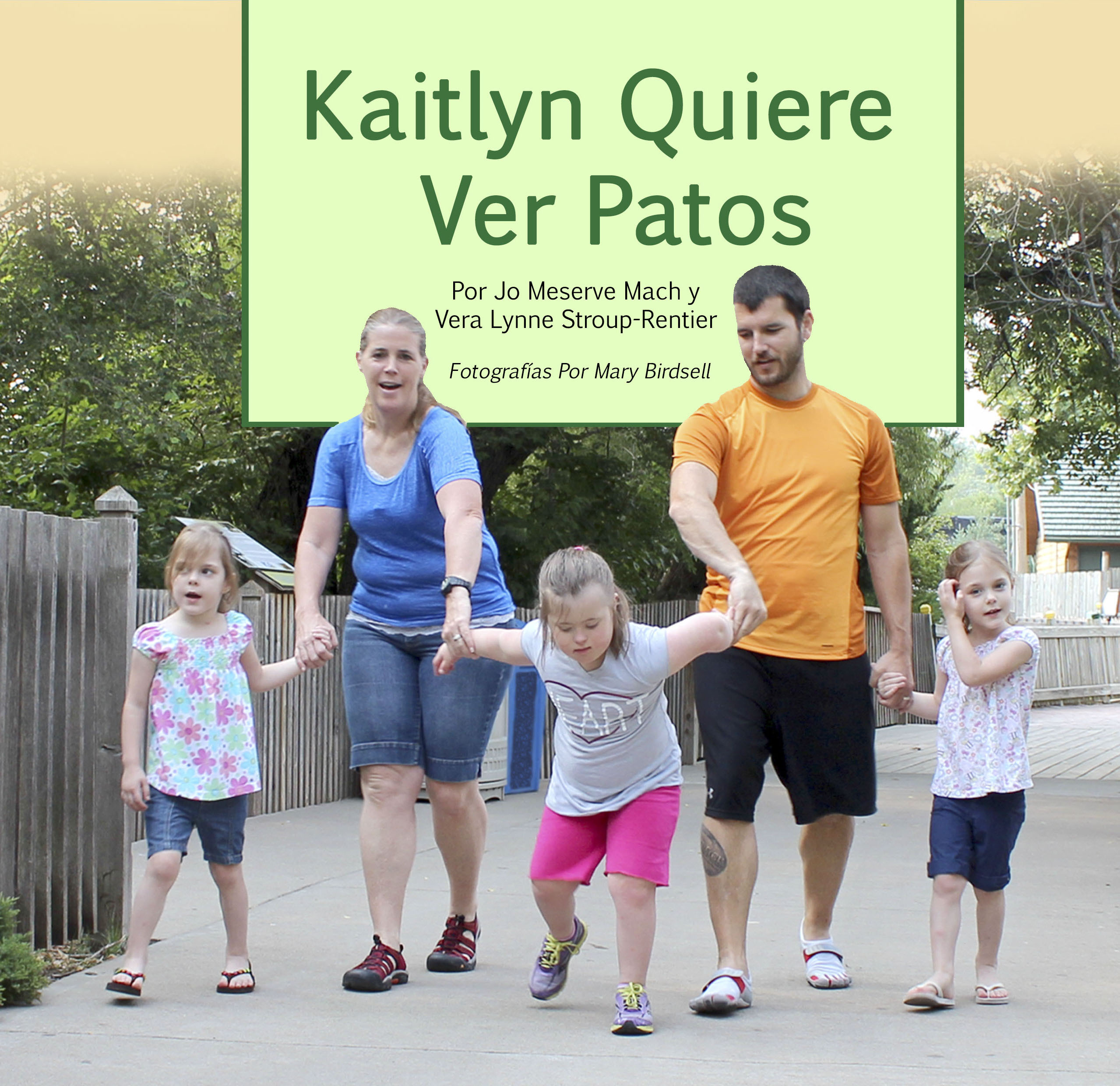Kaitlyn Quiere Ver Patos  by  Jo Mach