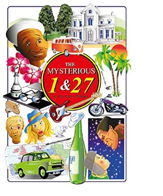 The Mysterious 1 & 27  by  Gary Francis-Williams