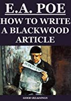 how to write a blackwood article summary