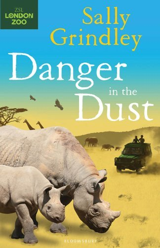 Danger in the Dust  by  Sally Grindley
