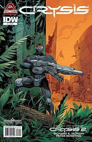 Crysis #1 (of 6) Richard K. Morgan