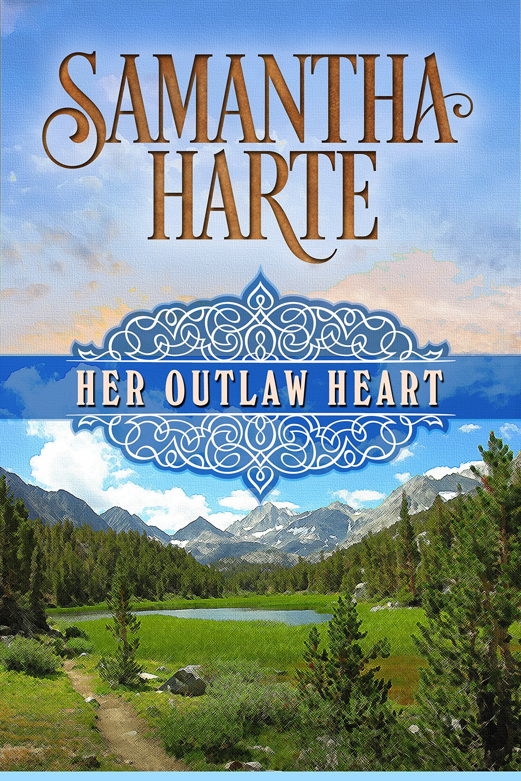 Her Outlaw Heart  by  Samantha Harte