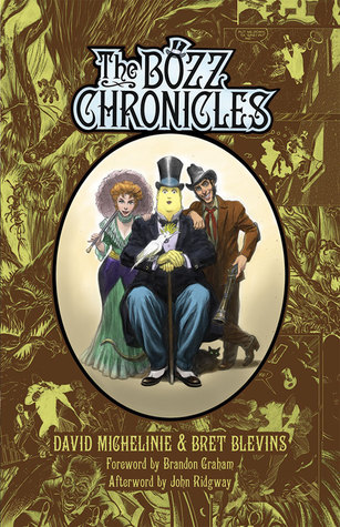 The BOZZ Chronicles David Michelinie