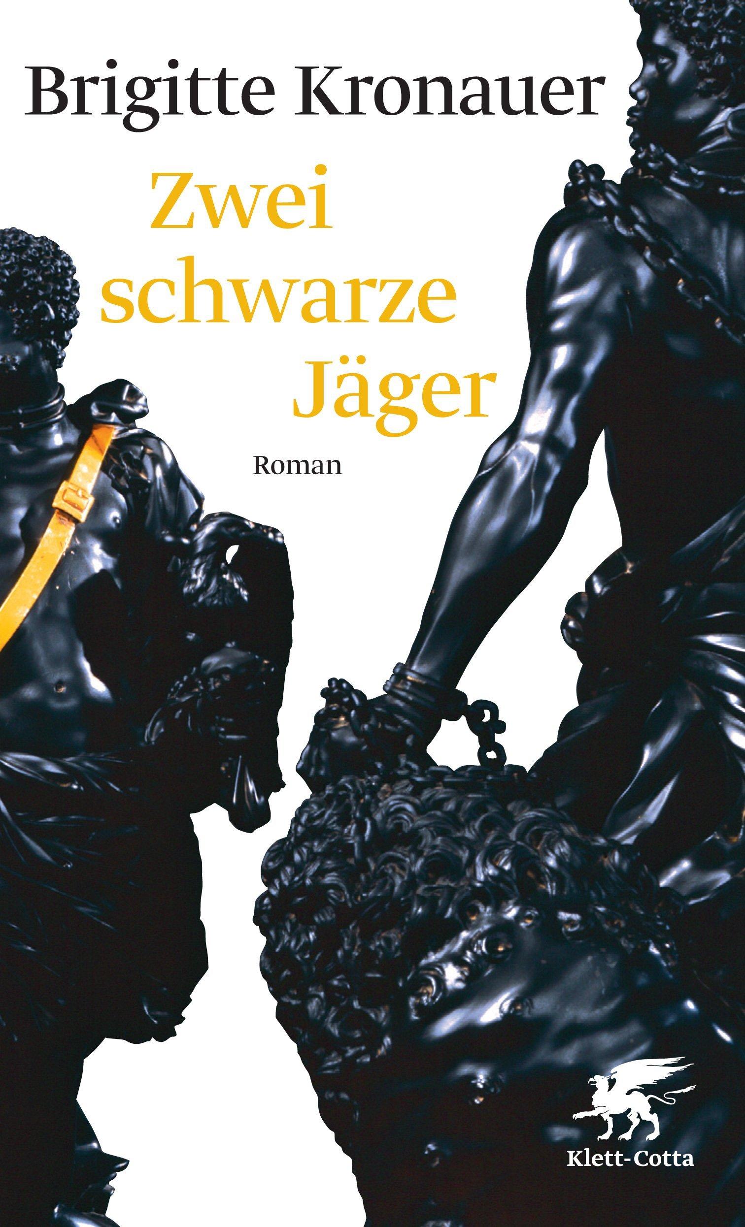 Zwei schwarze Jäger  by  Brigitte Kronauer