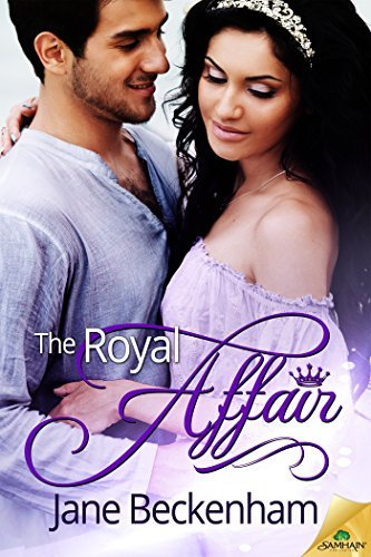 The Royal Affair  by  Jane Beckenham