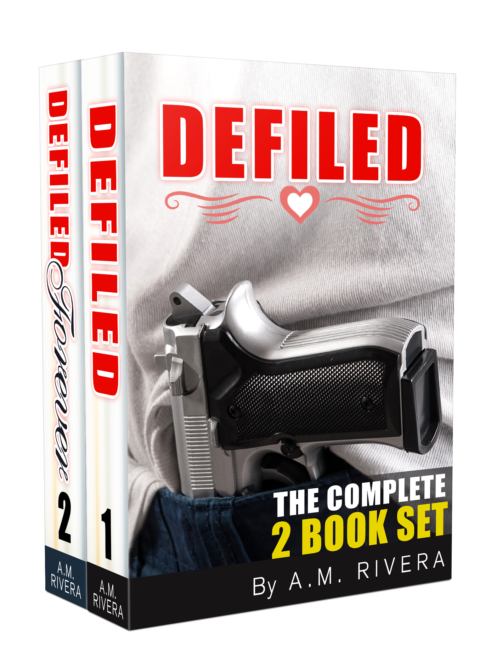 Defiled The Complete Boxed Set  by  A.M. Rivera
