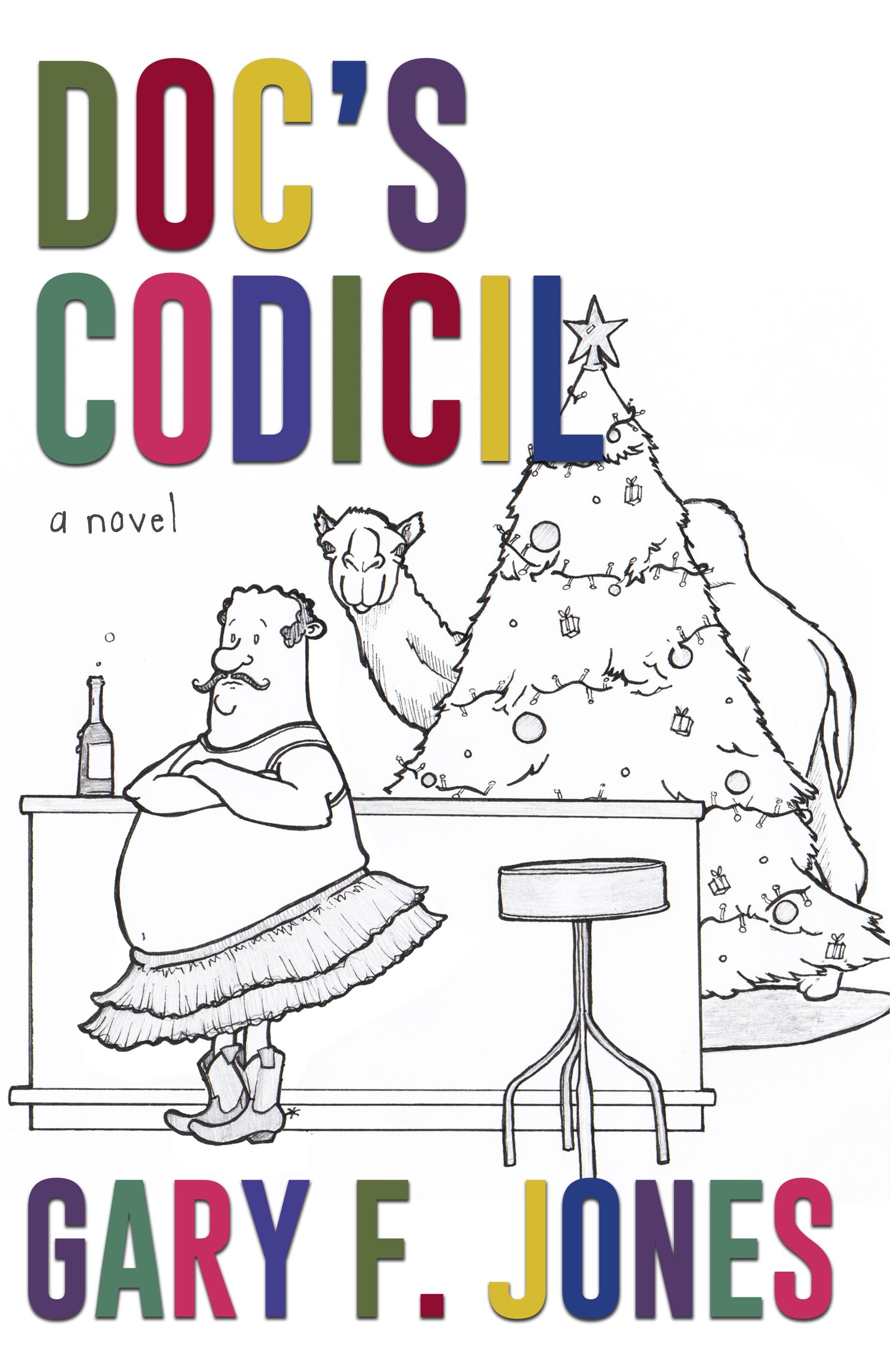 Docs Codicil  by  Gary F. Jones