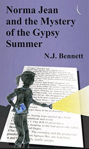Norma Jean and the Mystery of the Gypsy Summer (Norma Jean Mysteries Book 2) N.J. Bennett