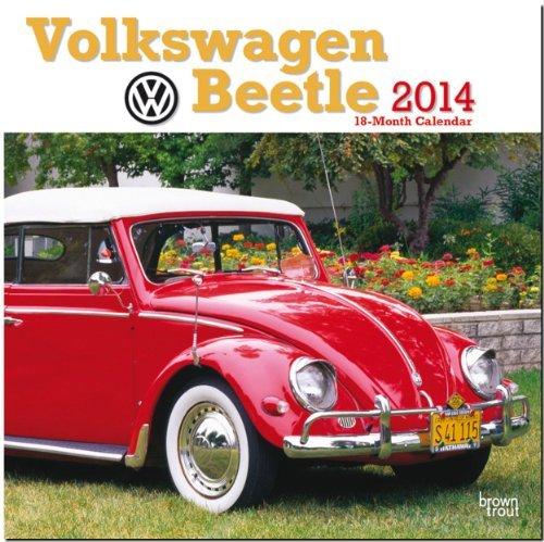 Volkswagen Beetle Official Calendar  by  NOT A BOOK