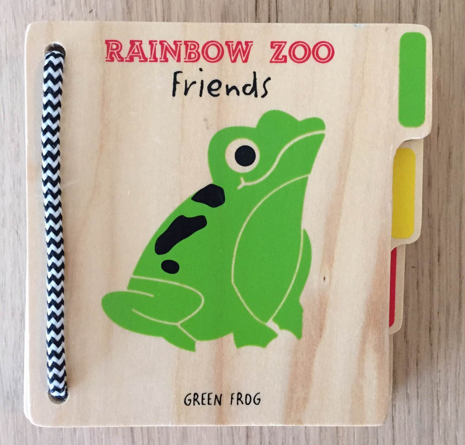 Rainbow Zoo Friends Manhattan Toy