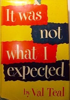 It Was Not What I Expected  by  Val Teal