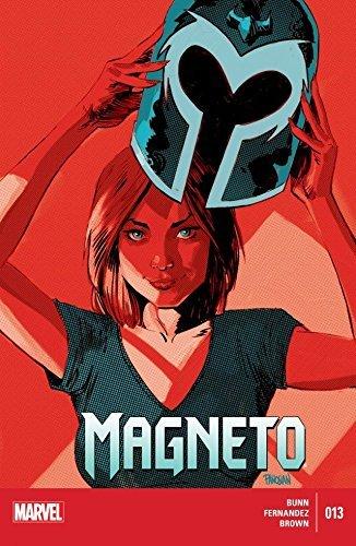 Magneto (2014-) #13  by  Cullen Bunn
