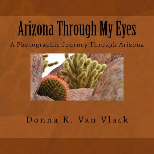 Arizona Through My Eyes  by  Donna Van Vlack