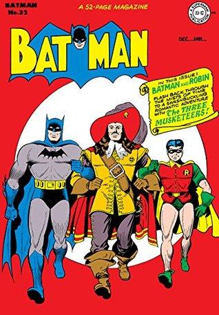 Batman (1940-) #32  by  Don Cameron