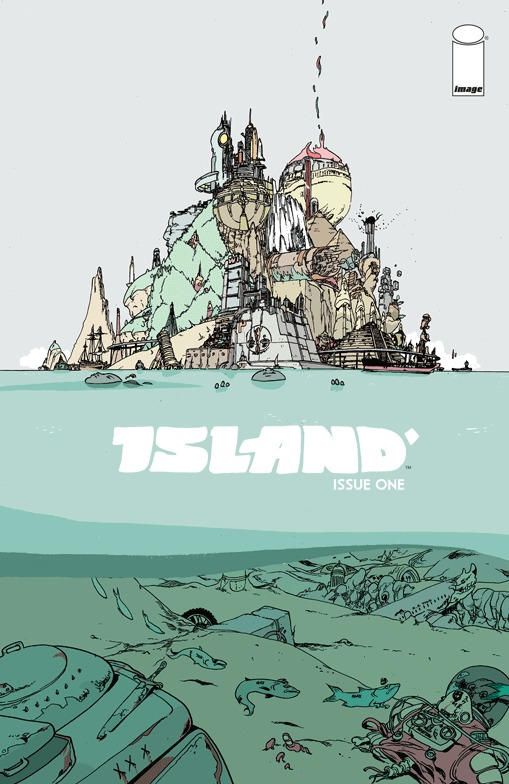 Island #1 Brandon Graham