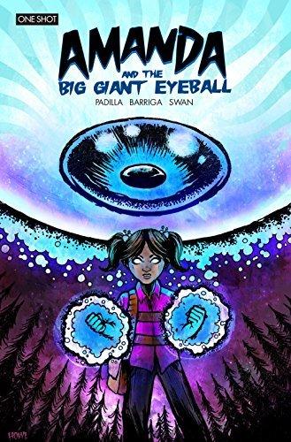 Amanda and the Big Giant Eyeball Osvaldo Padilla