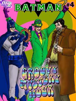 Groovy Mystery Hour (Batman, #4) Charles Wilkins
