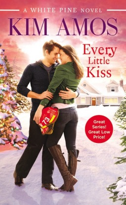 Every Little Kiss (White Pine, #3)  by  Kim Amos