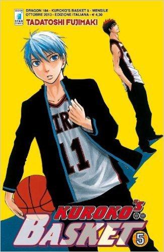 Kurokos Basket #5 Tadatoshi Fujimaki
