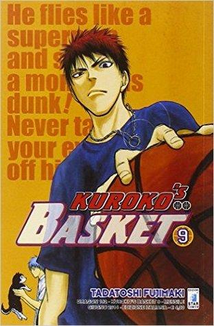 Kurokos Basket #9 Tadatoshi Fujimaki