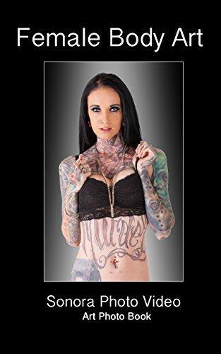 Female Body Art (SPV Art Photo Book Book 4)  by  Sonora Photo-Video