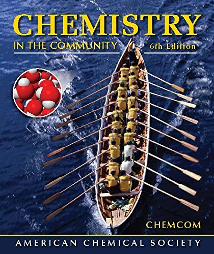 eBook Chemistry in the Community American Chemical Society (ACS)