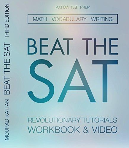 Beat The SAT Mourad Kattan