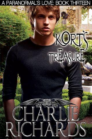 Korts Treasure (A Paranormal's Love #13) Charlie Richards