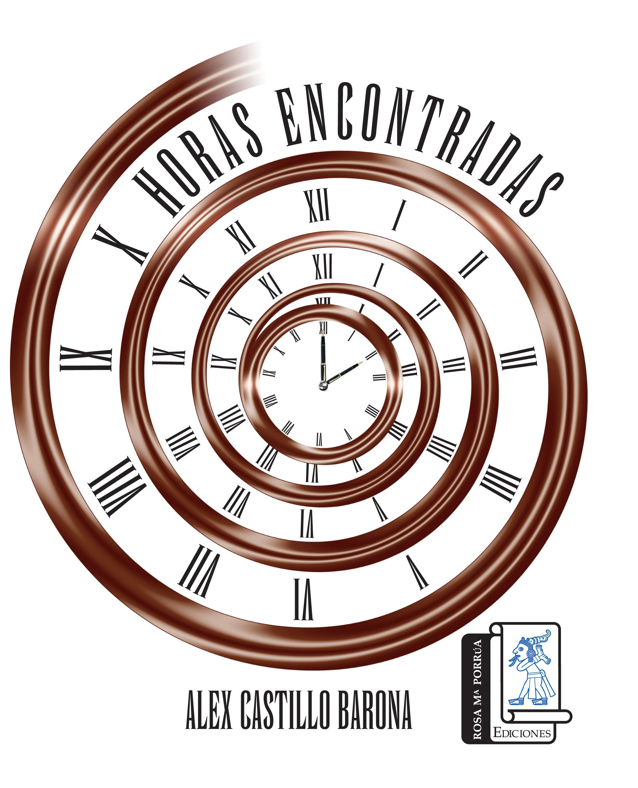 Horas Encontradas  by  Alex Castillo Barona