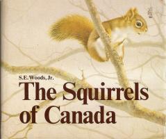 Les écureuils du Canada  by  S.E. Woods Jr.